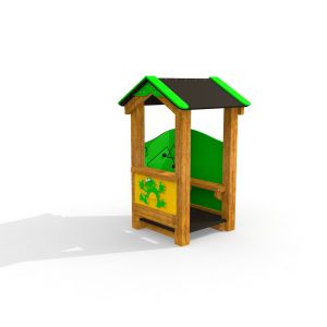 Frog Playhouse