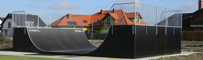 Скейт паркове