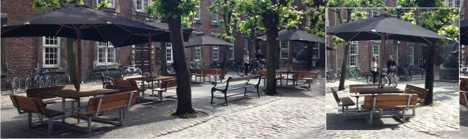 Стойки за велосипеди